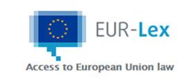 Πρόσβαση στο δίκαιο της Ευρωπαϊκής Ένωσης EUR-Lex